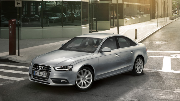 Audi A4 - Paixão Automóvel