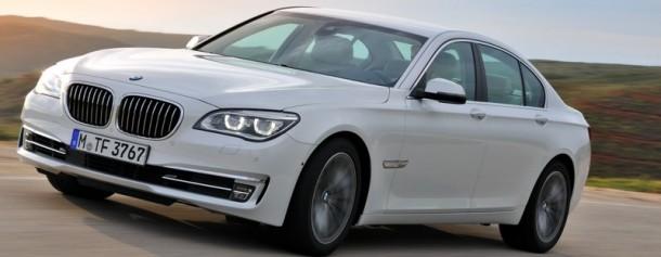 Novo BMW Série 7