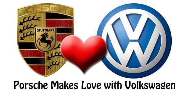 Volkswagen Adquire Oficialmente a Porsche