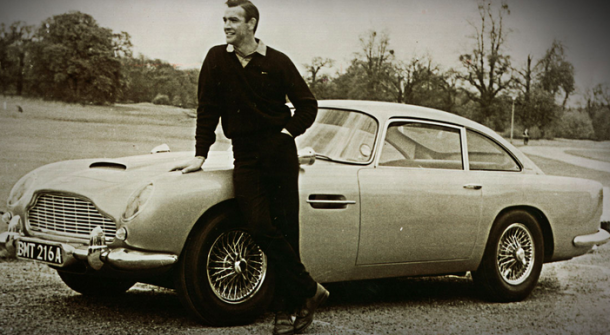 James Bond - DB5